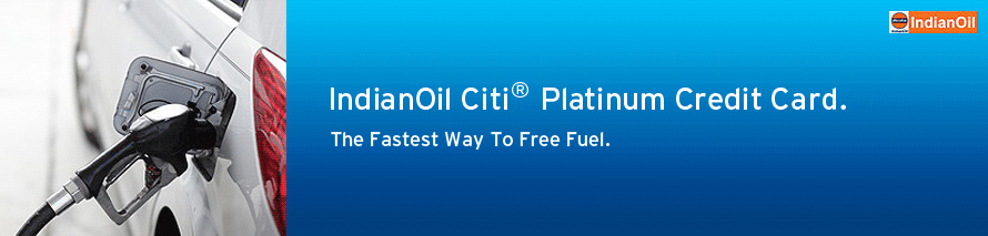 IndianOil Outlets with Citibank | Citibank