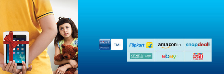 Citibank Credit Card Payment Online >> Special Offers | Exciting EMI Programmes | Citi India