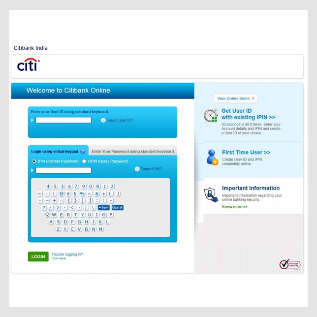 How to unlock your new Citi Credit Card online