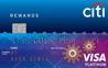 Citibank Rewards Card