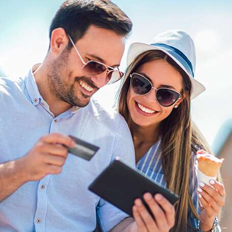 Up your game with Citi credit cards