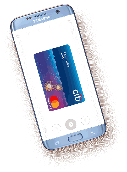 Citi Samsung Pay