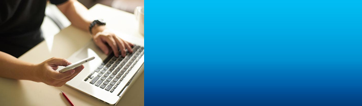 Now submit documents online, in just a few clicks