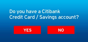 Citi India - Credit Cards, Personal & Home Loans, Investment
