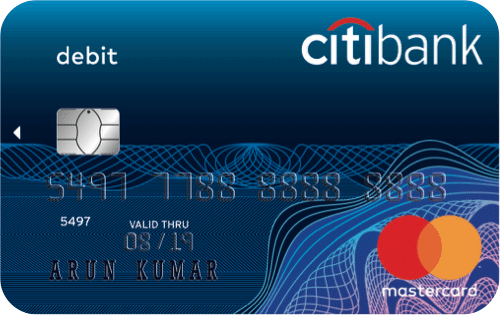 Citibank Suvidha Salary Account