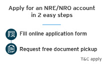 Open NRI Account Online & Enjoy NRI Banking with Citibank India