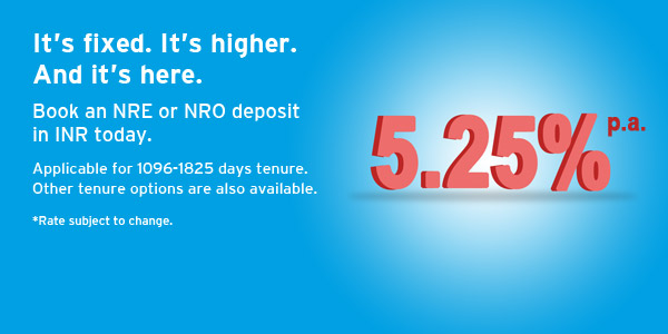 NRI Banking | NRE,NRO, FCNR & Deposit Account - Citibank India