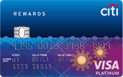 Citi Rewards Credit Card