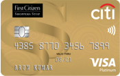First Citizen Citi Titanium Credit Card