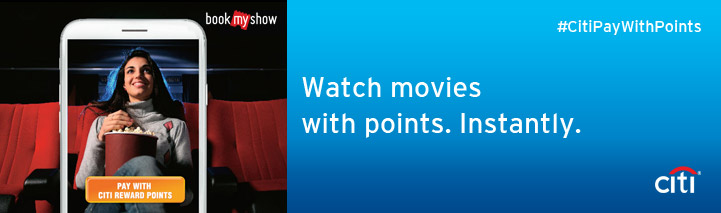 Watch movies with points. Instantly