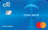 Citibank Cash Back Card