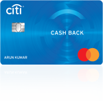 Citibank Cash Back Card