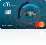 Citi Rewards Card