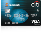 IndianOil Citi  Card