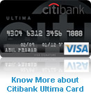 Citibank Ultima Card