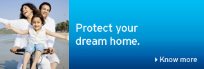 Protect your dream home.