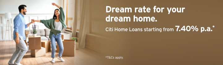 Tailor-made Home Loans with the power of Home Credit. Interest rates starting from 8.75% p.a.* with our Semi-fixed interest rate plan