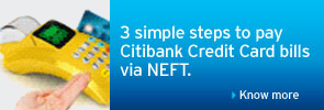 Citibank Credit Card Payment Online >> Bill Payment Online Bill Pay Services Citi India