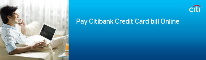 Online card payment citi india online credit card payment reheart Choice Image